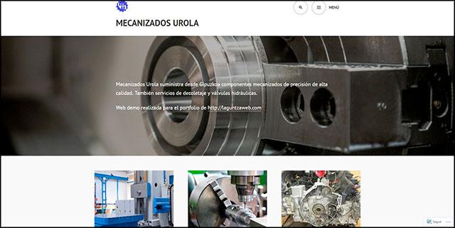 Mecanizados Urola